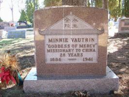 Resultado de imagem para Minnie Vautrin